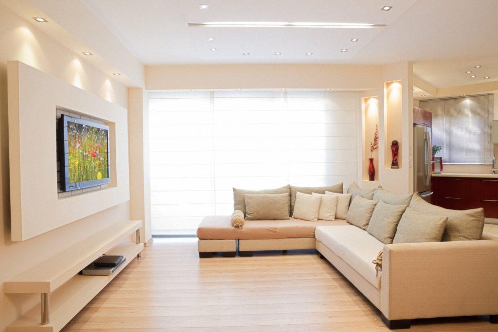 дизайн и отделка квартир фото зал обычно используется сочетании
