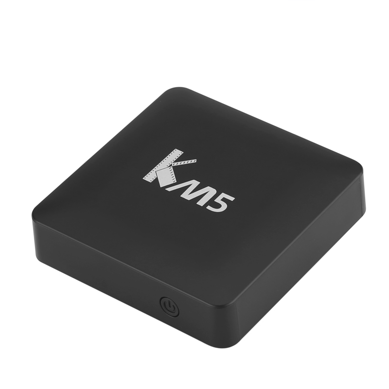 Смарт приставка INVIN KM5 (Amlogic S905X)