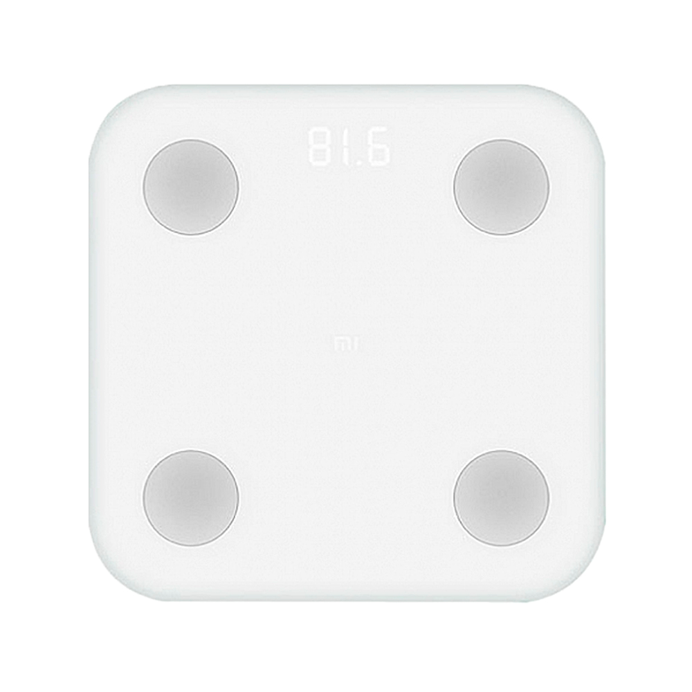 Электронные весы Xiaomi Mi Body Composition Scale White