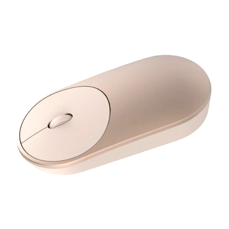 Мышь Xiaomi Mi Portable Mouse Gold (HLK4008GL)