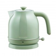 Чайник Xiaomi Qcooker Retro Electric Kettle Green