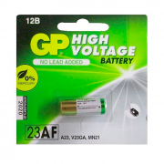Батарейка алкалиновая GP High Voltage 23AF 12V, 1 шт.