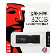 Флеш-накопитель Kingston Data Traveler 100 USB 3.0 32GB (DT100G3/32GB)